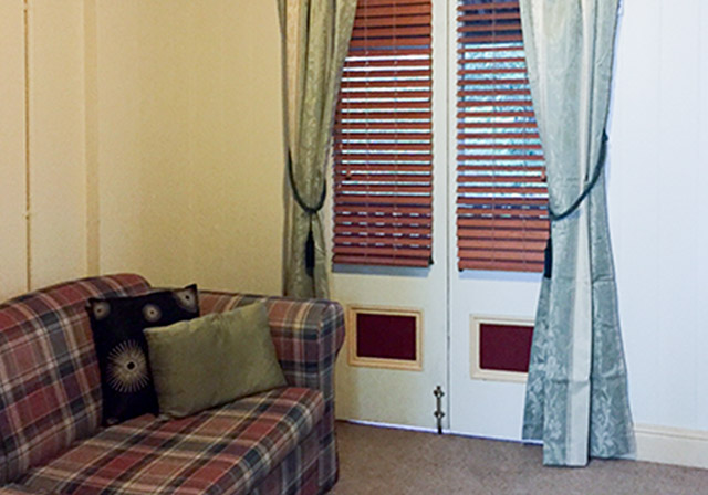 Accommodation facilities at Club, Clifton