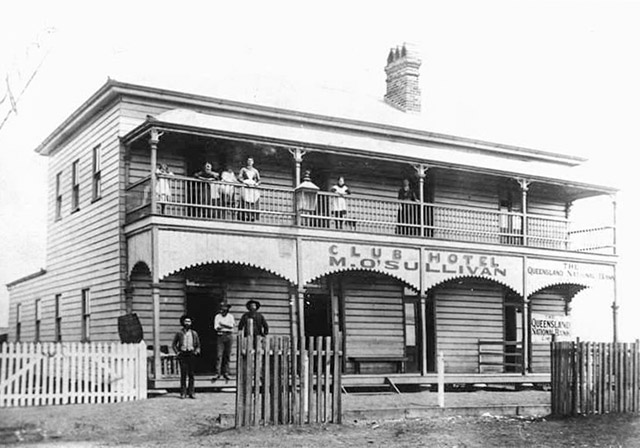 Historic Club Hotel, Clifton photo